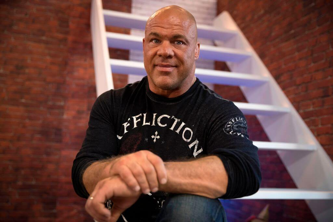 Kurt Angle won his addiction battle