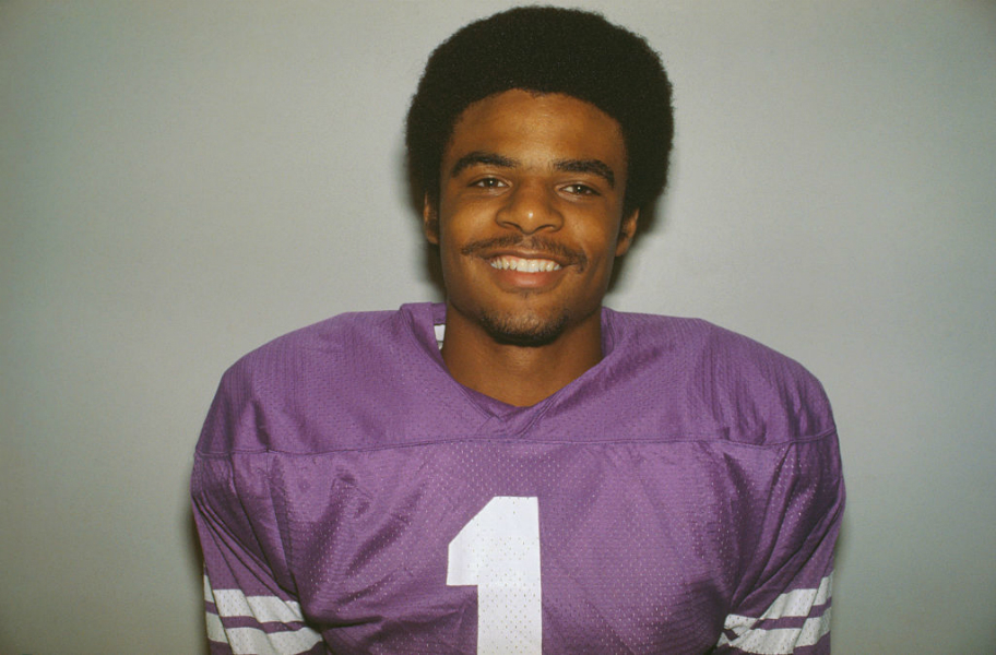 Warren Moon in college