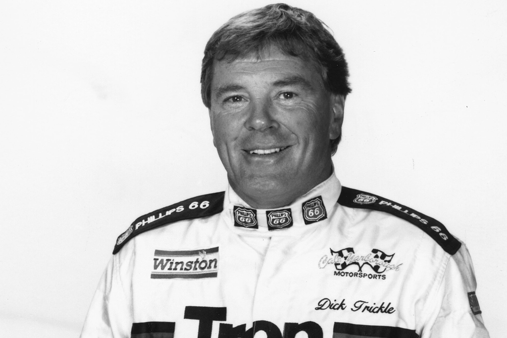 dick trickle burial site
