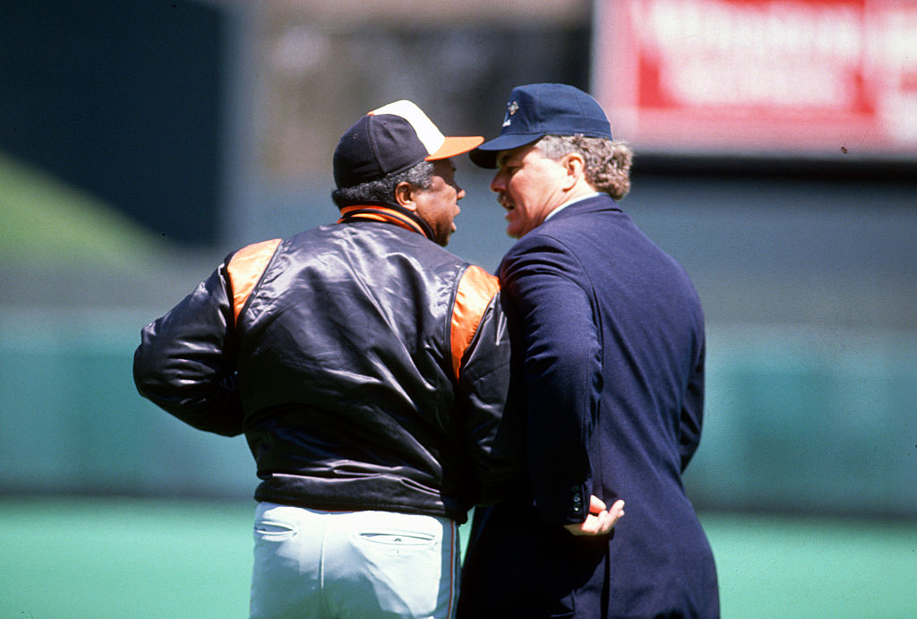 frank robinson orioles manager