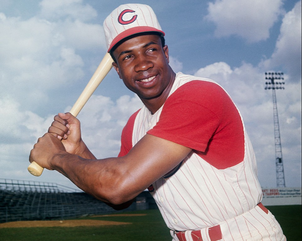 frank robinson mvp with reds in 1961