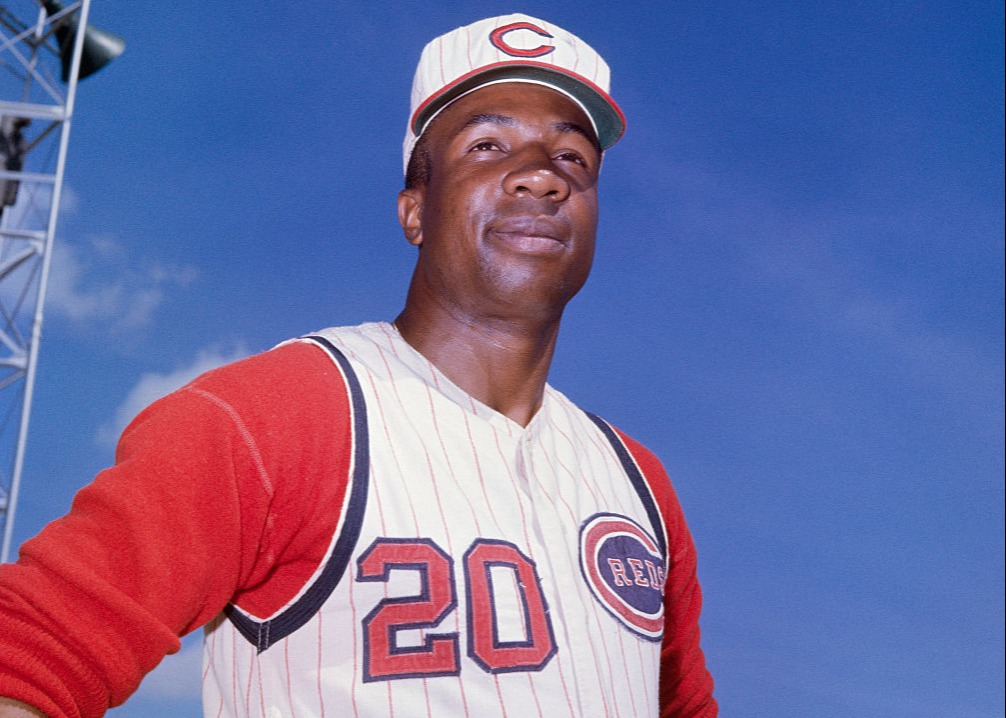 frank robinson signed with the reds in 1953