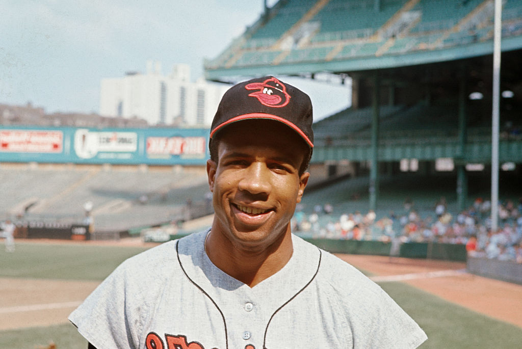 frank robinson orioles mvp world series champion