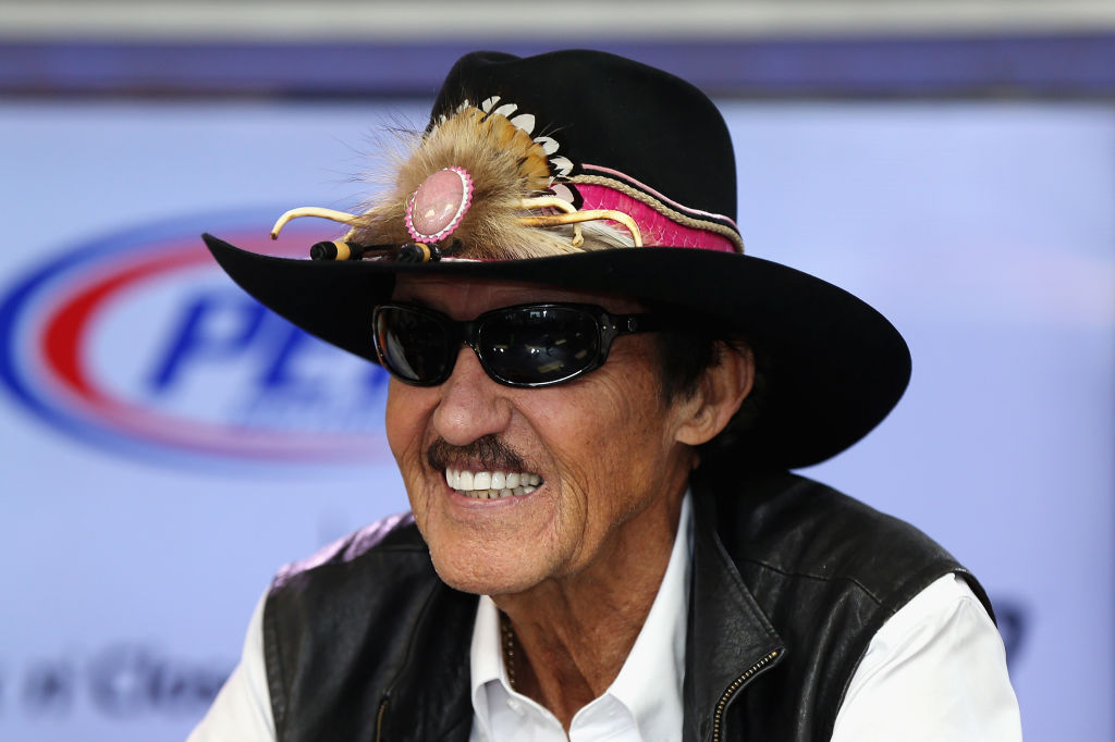 richard petty nascar all time great