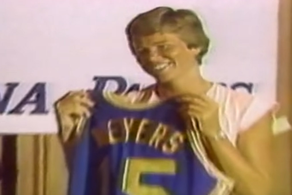 ann meyers drysdale female sports pioneer nba indiana pacers