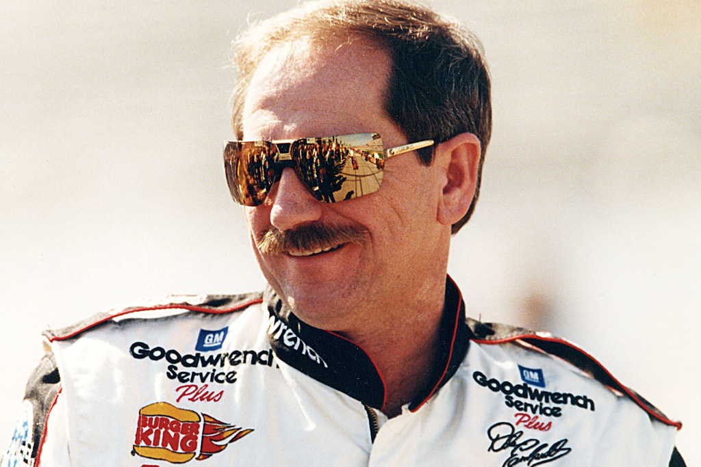 dale earnhardt nascar greatest driver all time