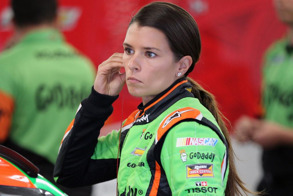 danica patrick female sports pioneer NASCAR daytona 500
