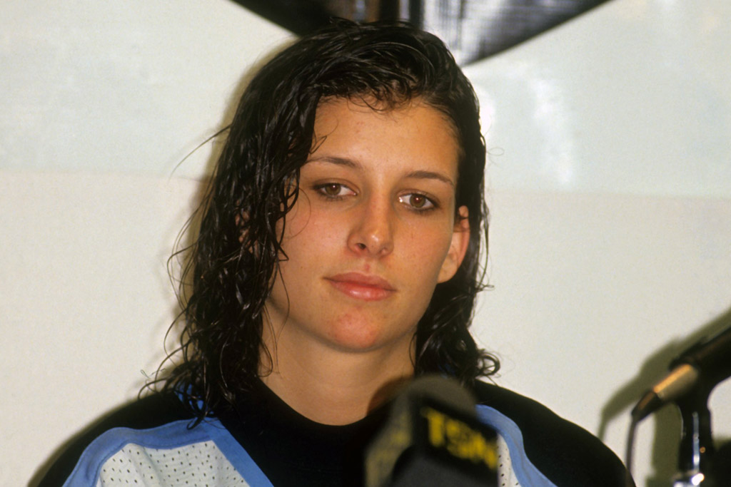 manon rheaume female sports pioneer nhl tampa bay lightning