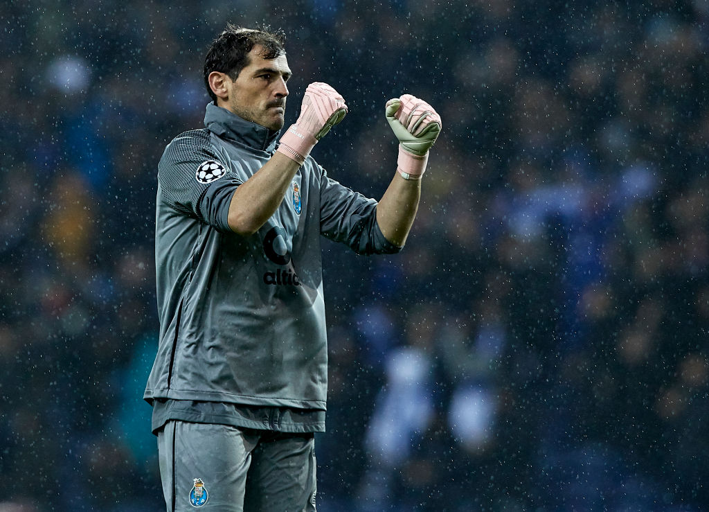 iker casillas football soccer charity ngo