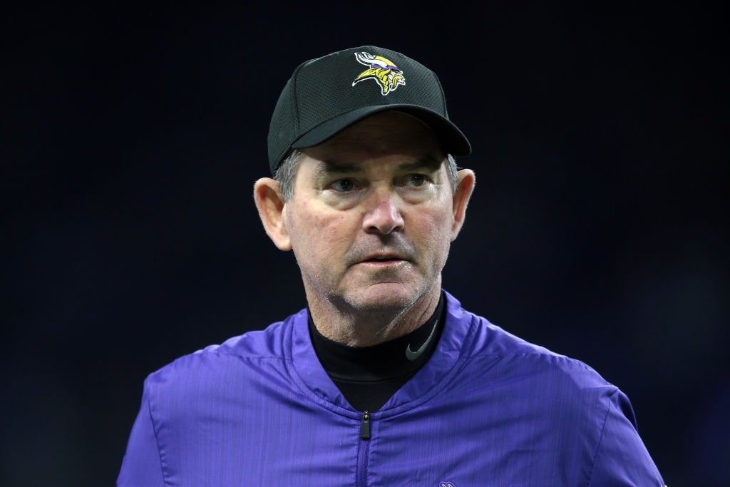 mike zimmer