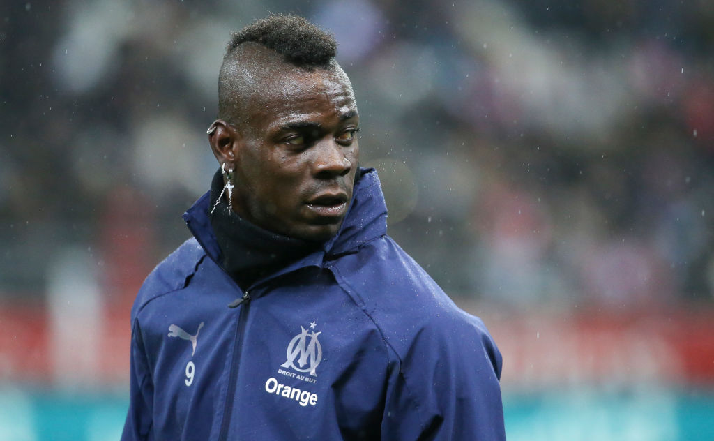mario balotelli charity soccer football africa france