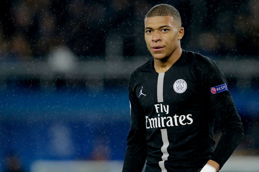 kylian mbappe france football soccer charity