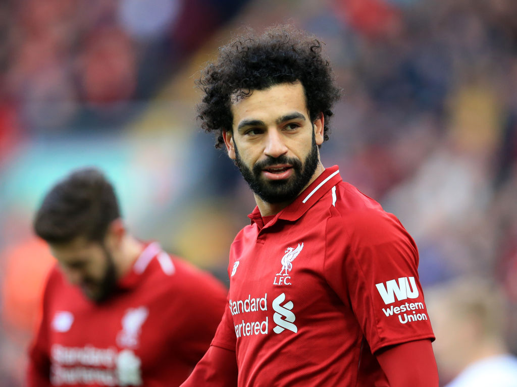mo salah egypt charity football soccer