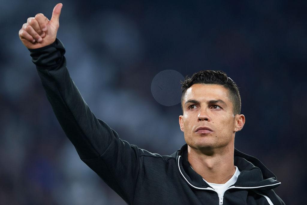 cristiano ronaldo soccer football charity
