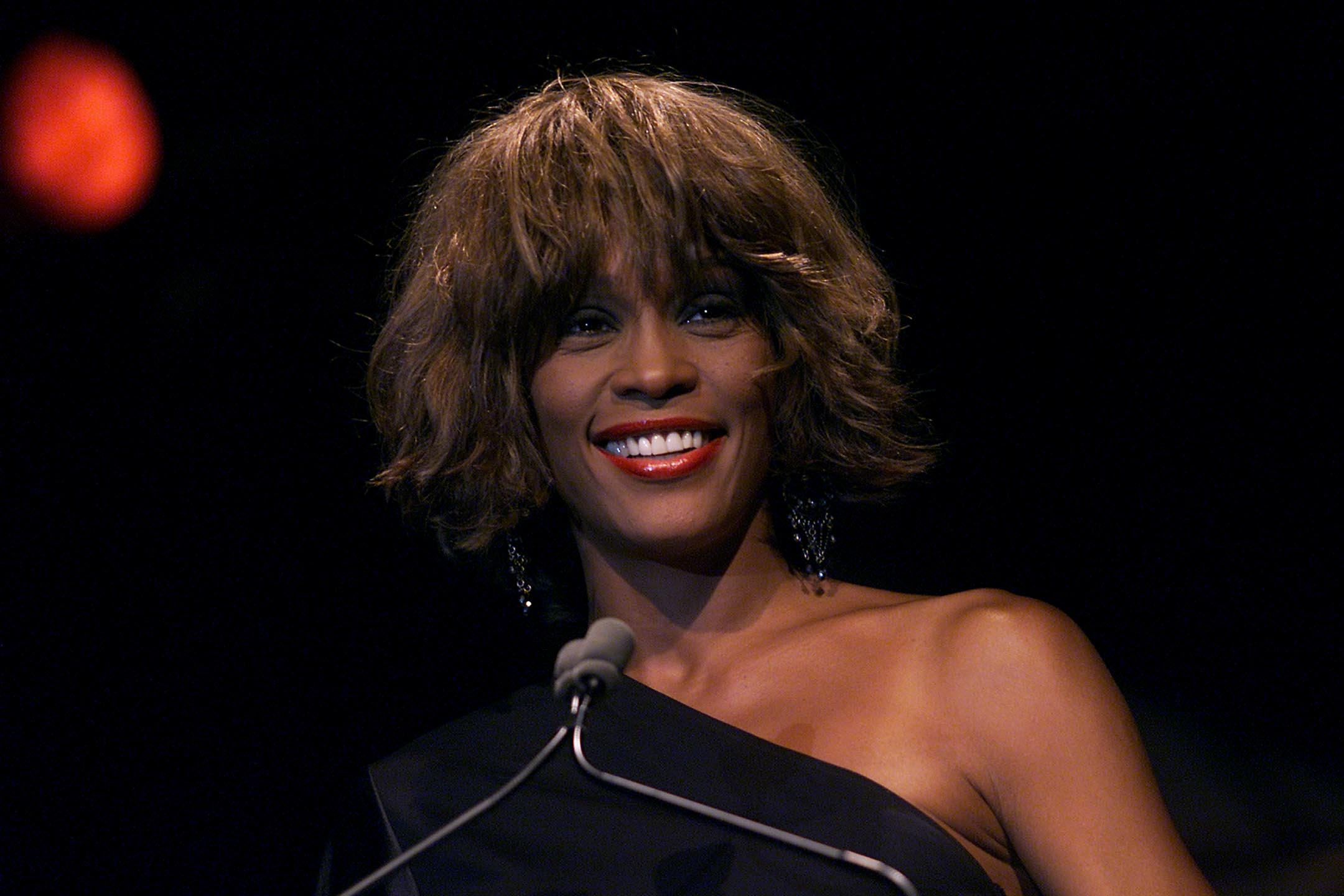 whitney houston curse of aaron ramsey
