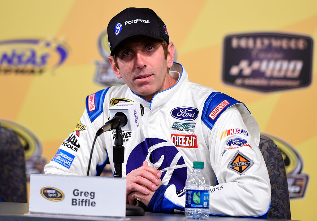 Greg Biffle Nascars richest drivers