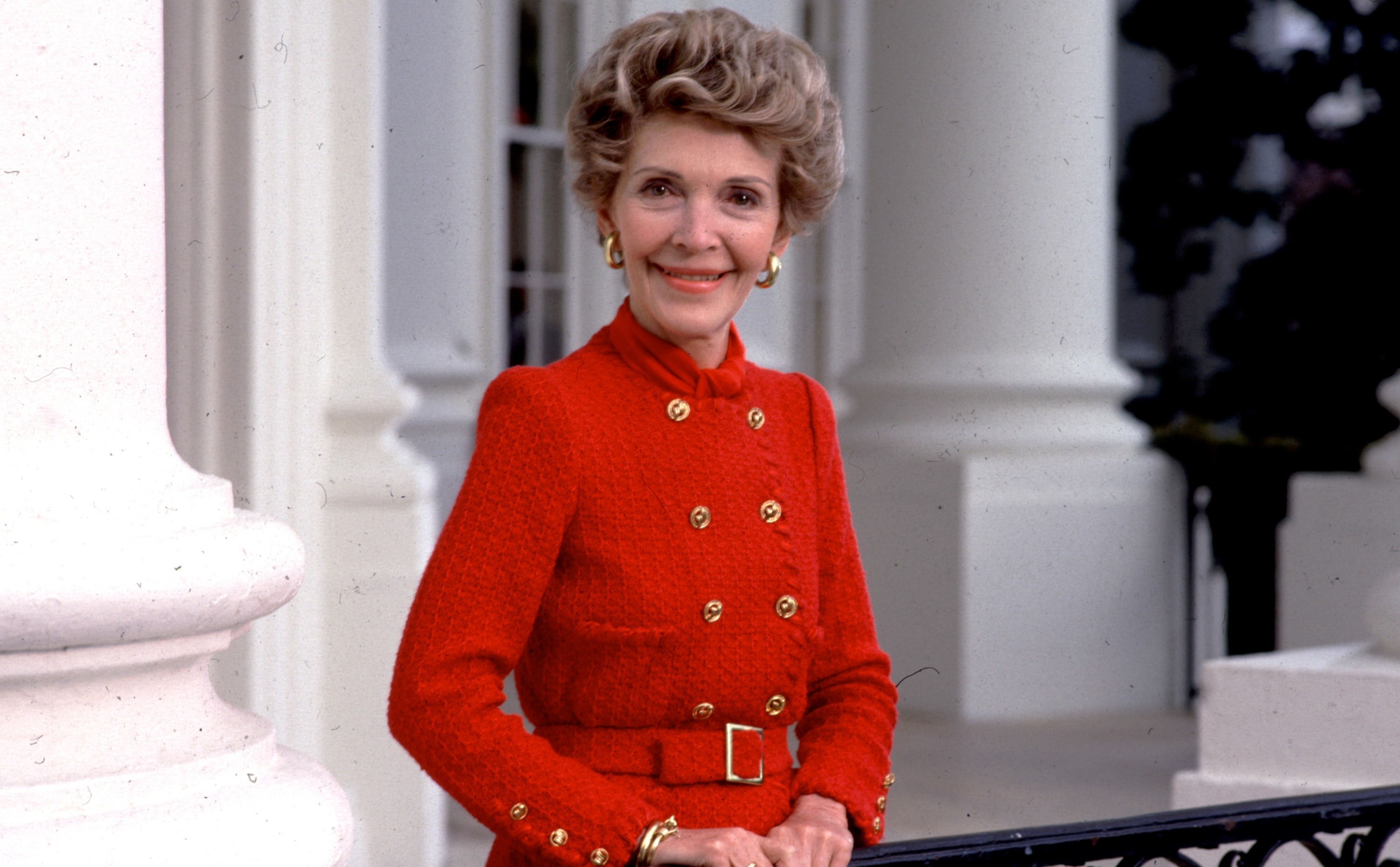 nancy reagan aaron ramsey curse