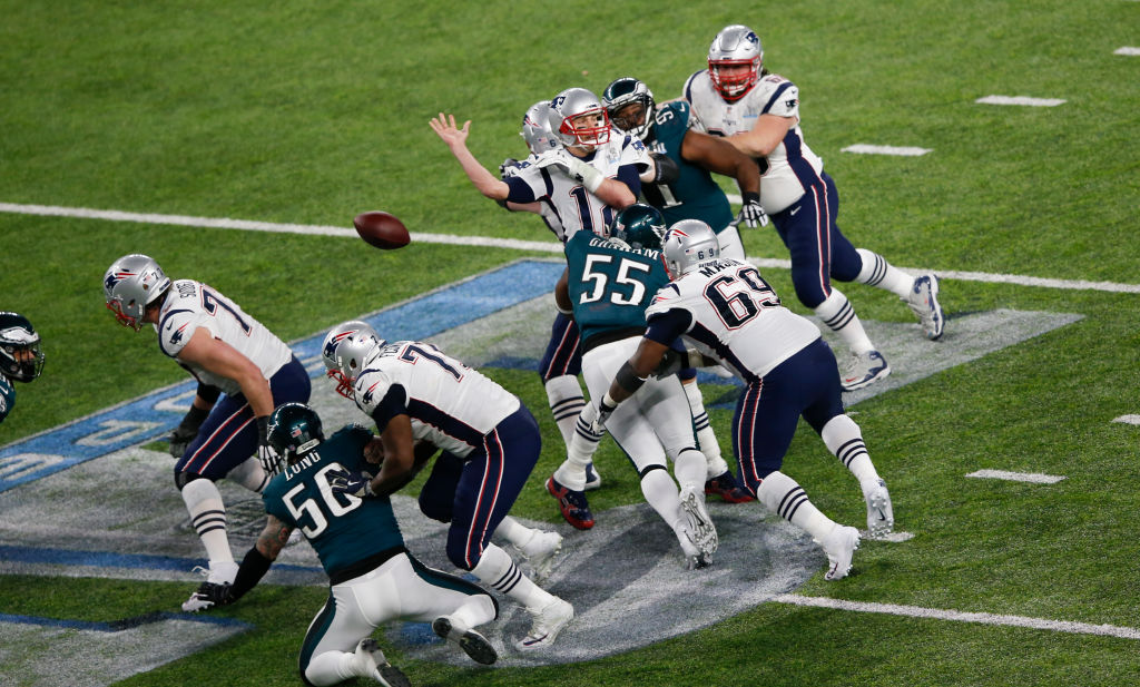 tom brady eagles super bowl