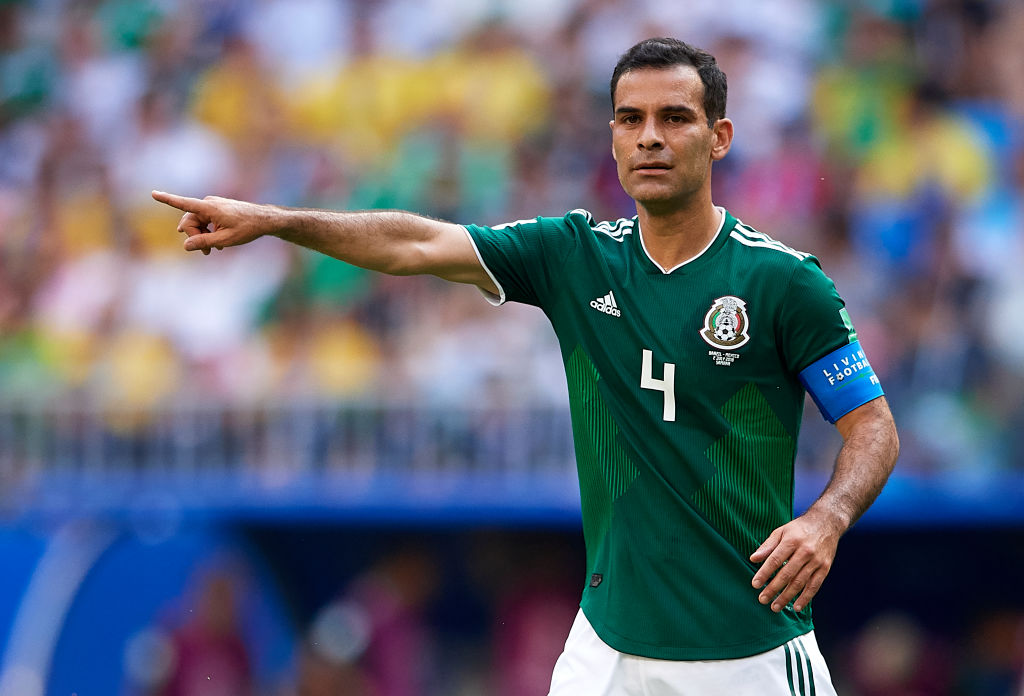 rafa marquez soccer charity football mexico barcelona