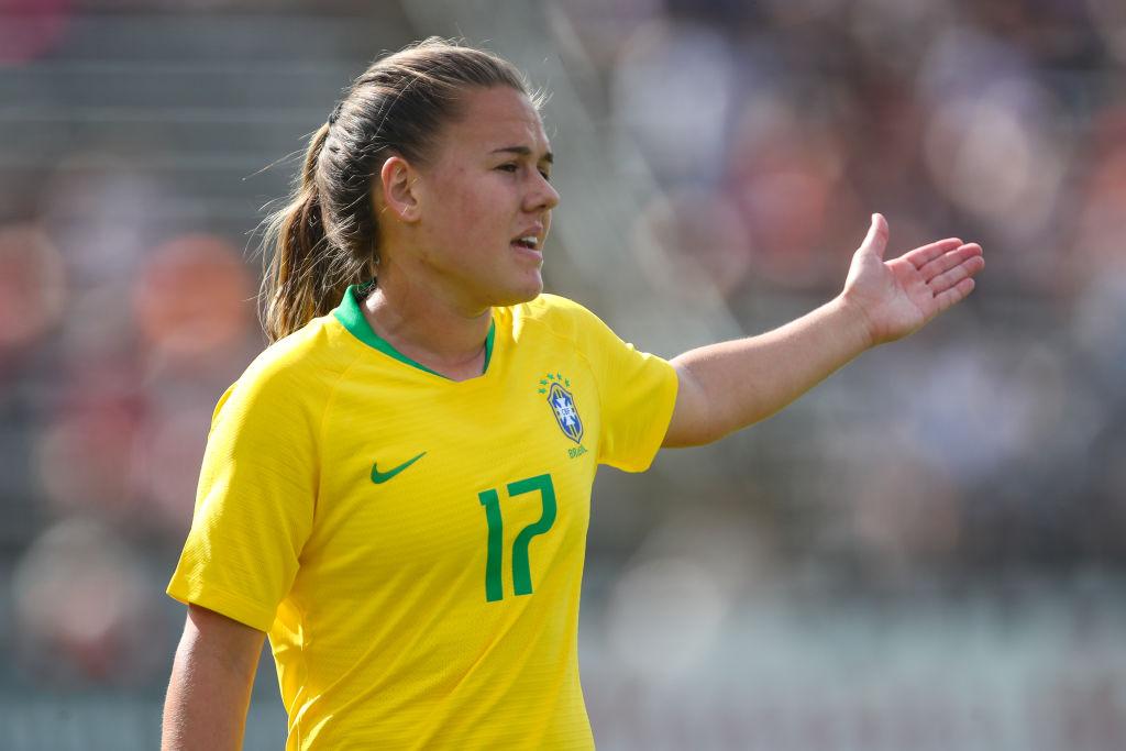 Andressinha Brazilian Soccer