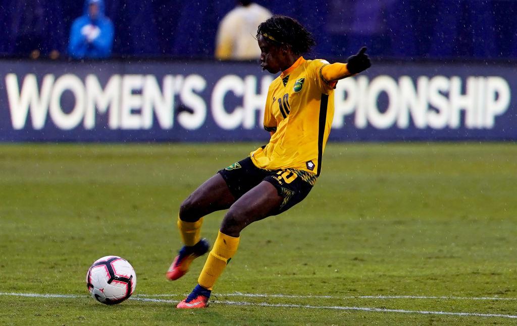 Jody Brown Soccer Jamaica