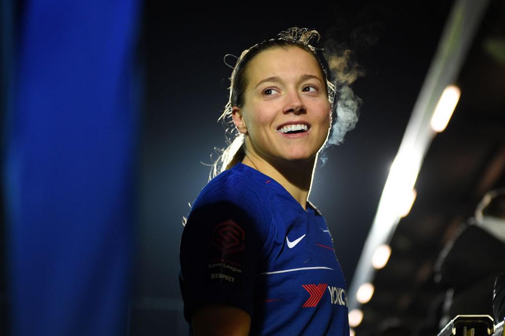 Fran Kirby Women's Soccer England Striker