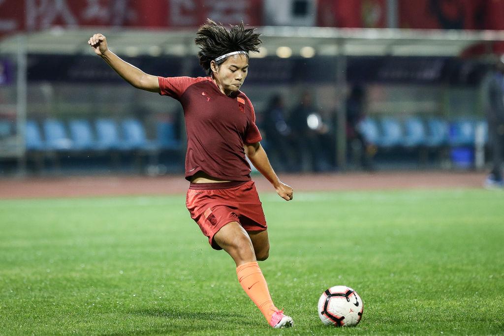 Wang Shuang China Soccer