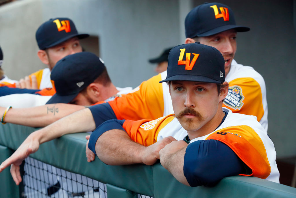 las vegas minor league baseball