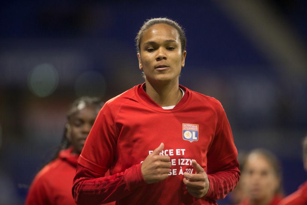 Wendie Renard Women's Soccer France