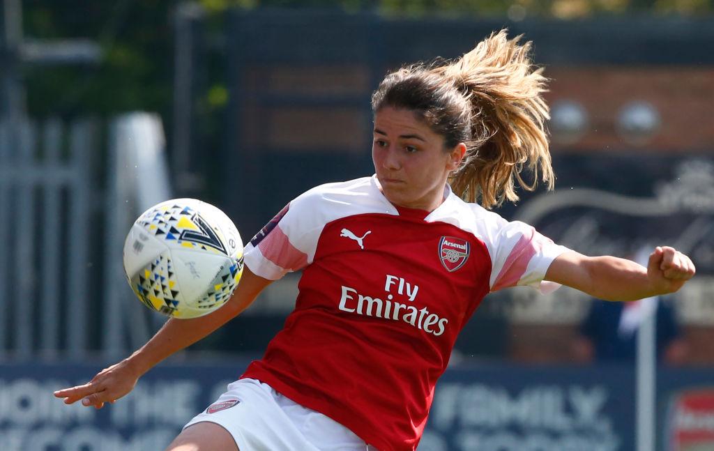 Danielle van de Donk Netherlands Womens Soccer