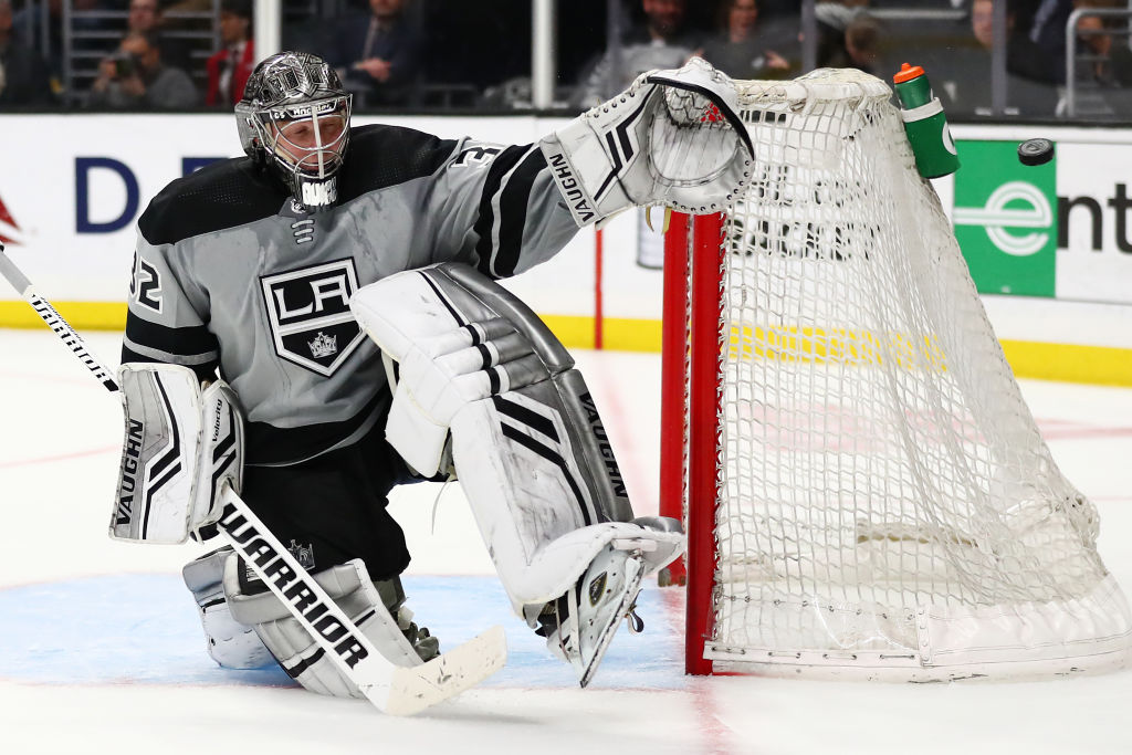 jonathan quick best nhl goalies ranked