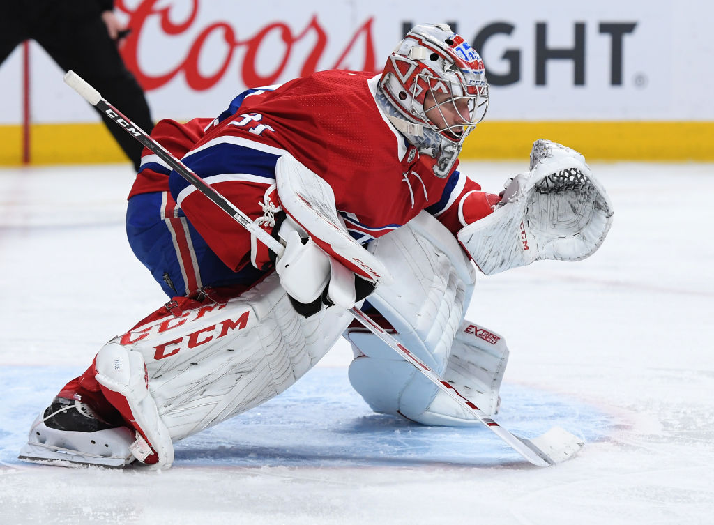 carey price greates goalies ranked