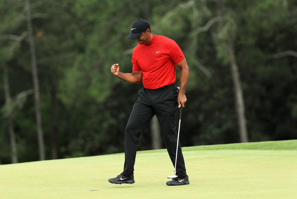 tiger woods golf mainstream