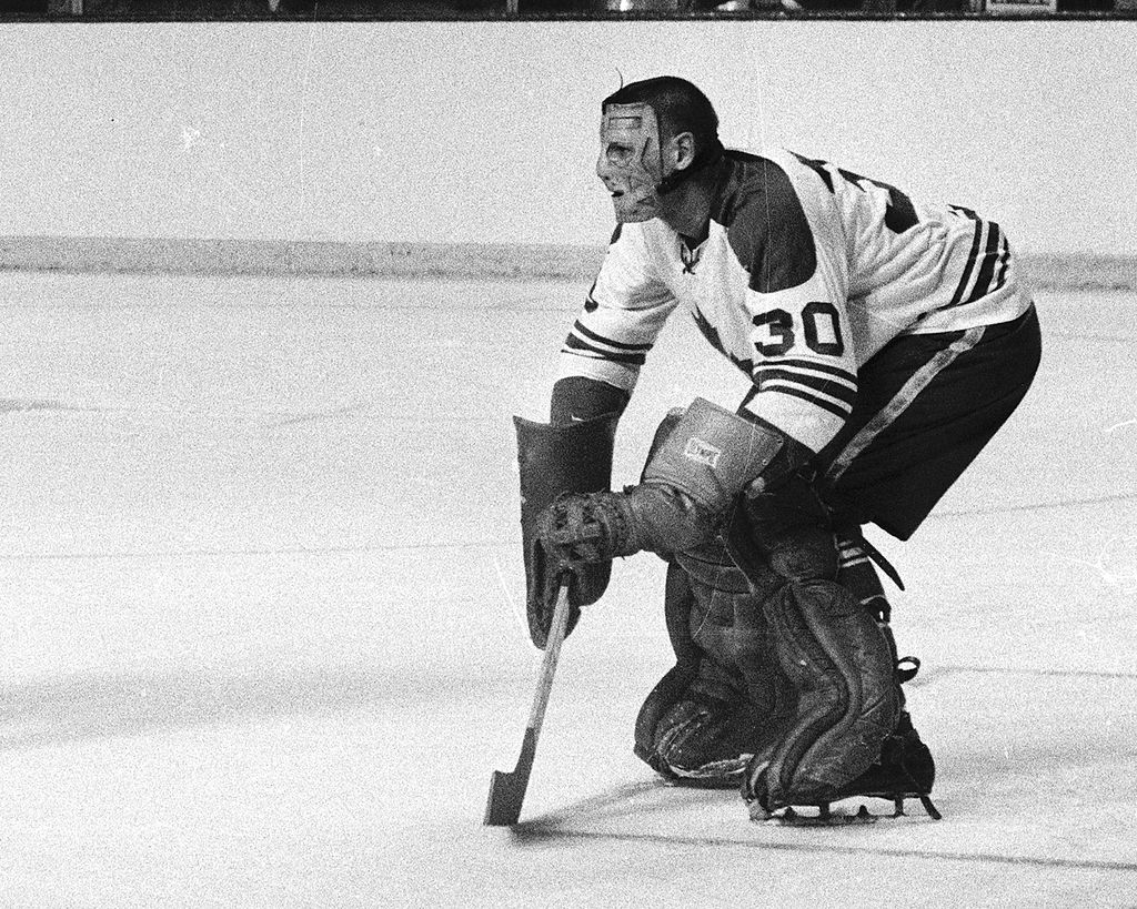 Terry sawchuck greatest goalies ever ranked