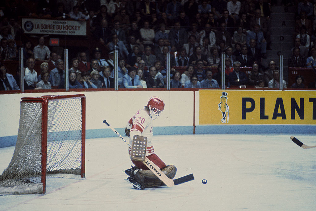 vladislav Tretiak greatest goalies ever
