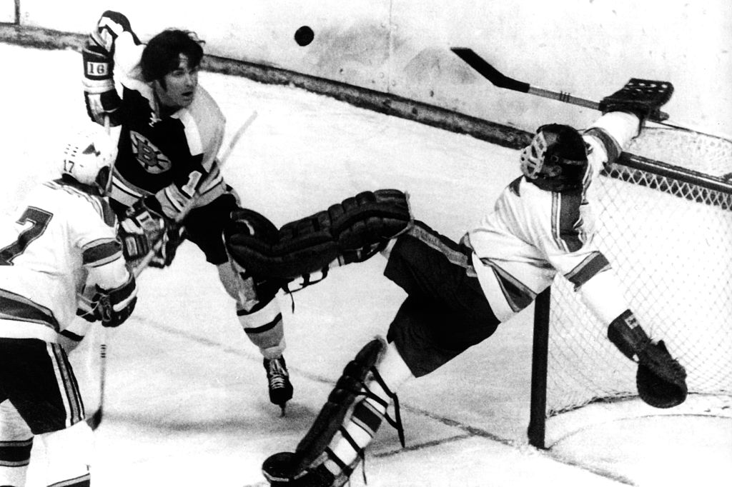 Glenn Hall greatest nhl goalies
