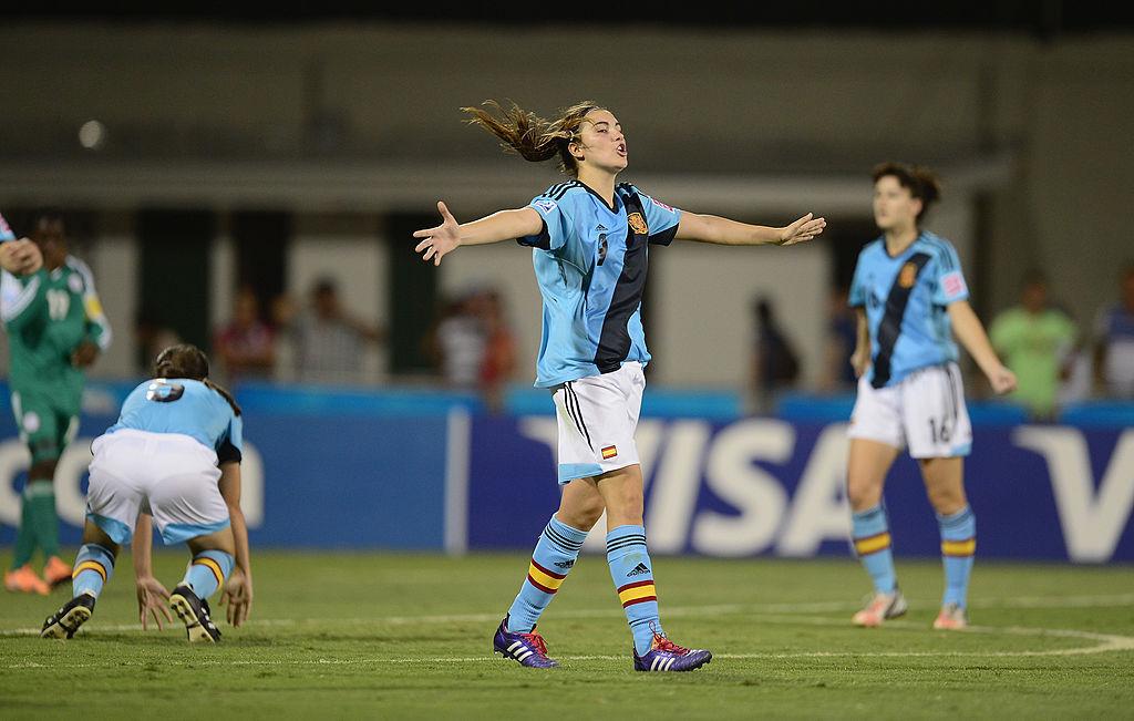 Patri Guijarro Women's Soccer Spain