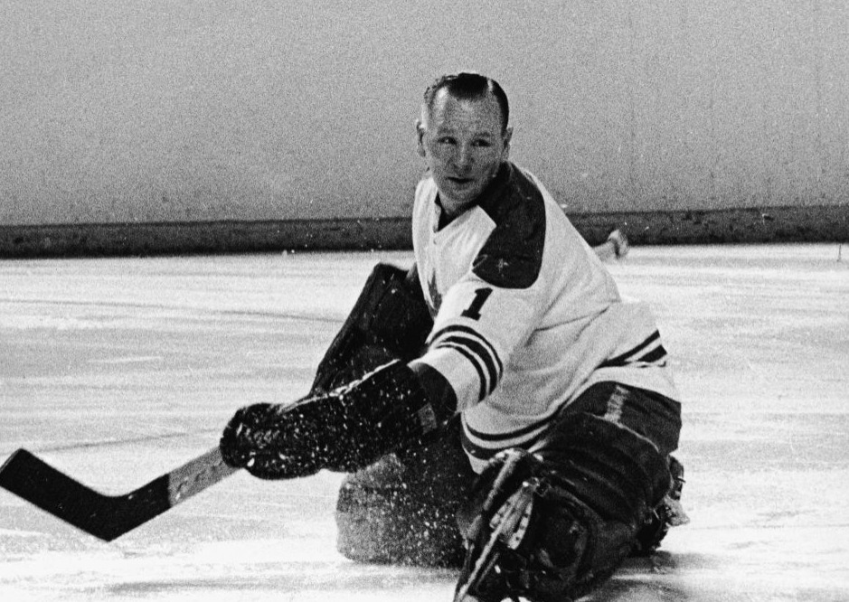 Johnny bower greatest nhl goalies