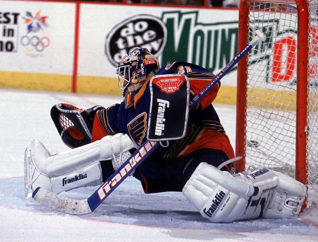 Grant Fuhr greatest nhl goalies