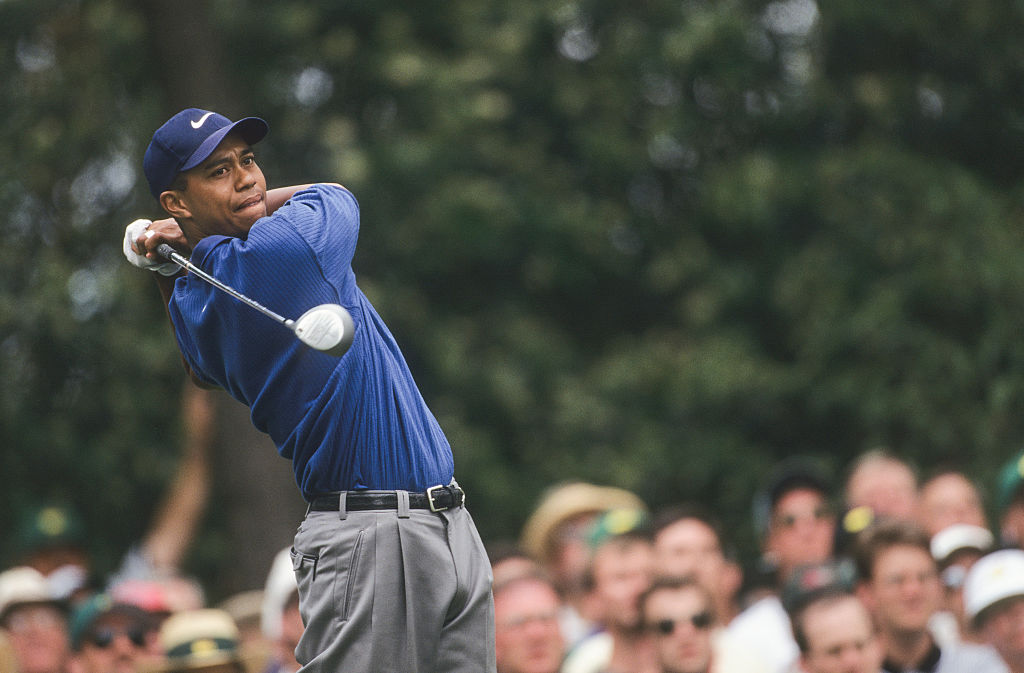 tiger woods top world ranking