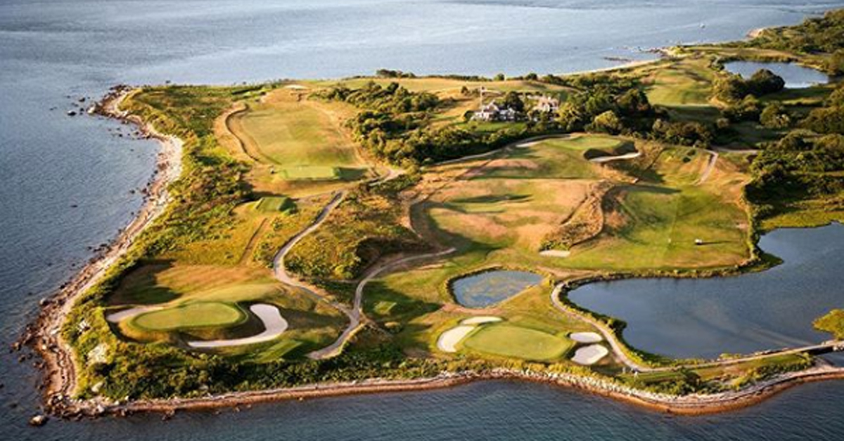 fishers island club golf courses ranked