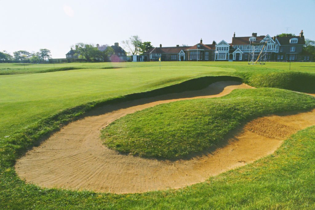 muirfield golf courses ranked