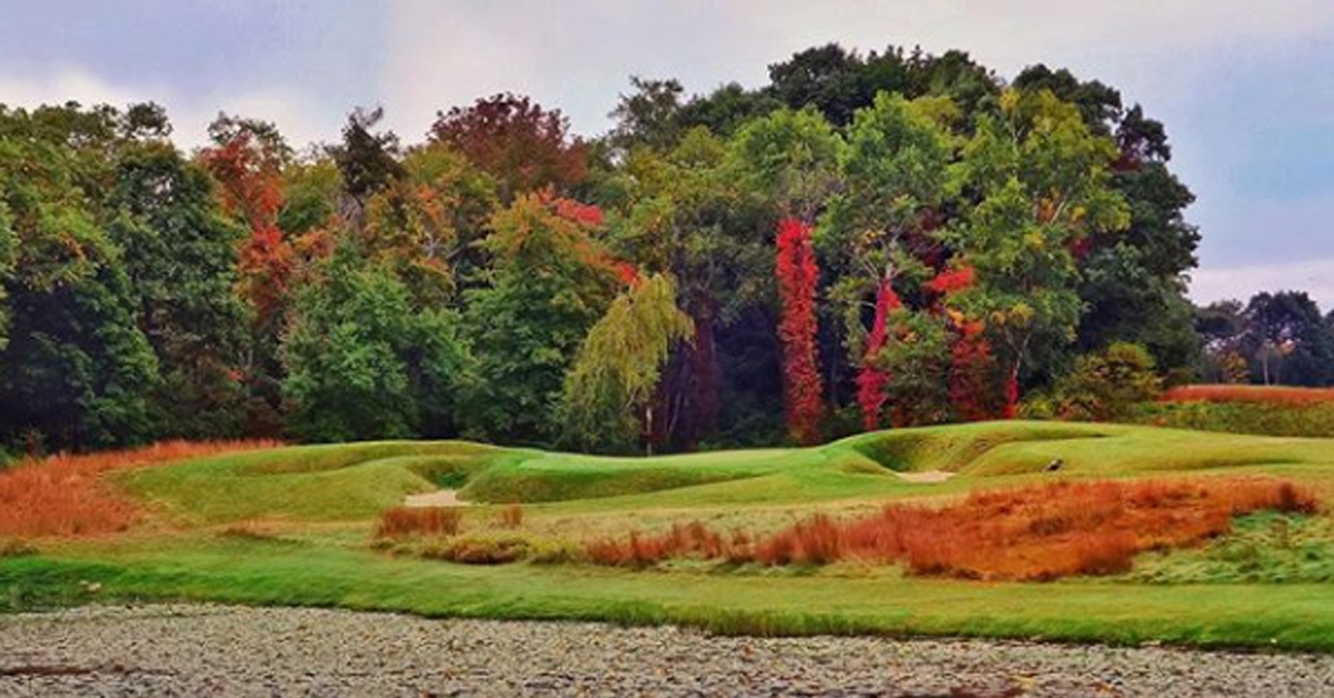 myopia hunt club golf courses ranked