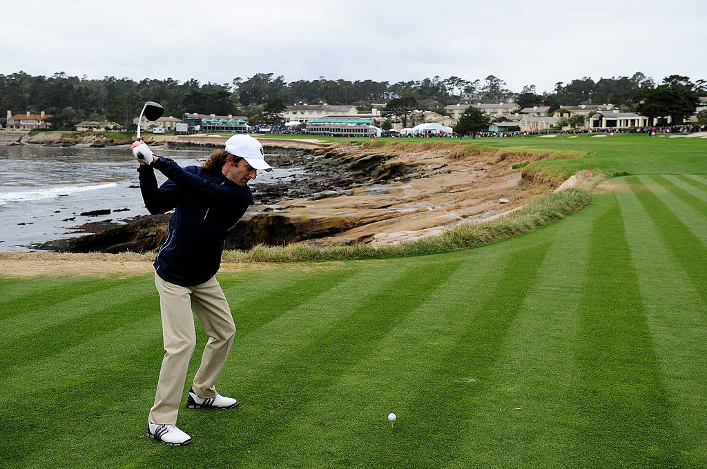 pebble beach golf courses ranked