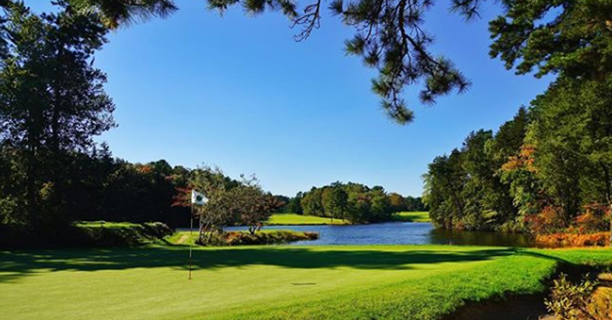 pine valley golf club golf courses ranked