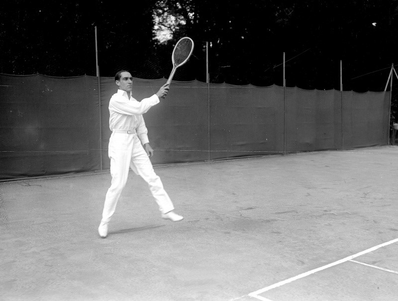 paul ayme won four consecutive french open titles before 1925