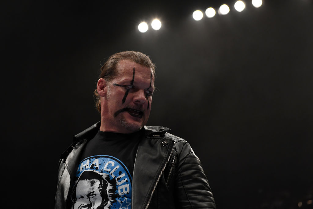 chris jericho greatest wrestlers all time wwe