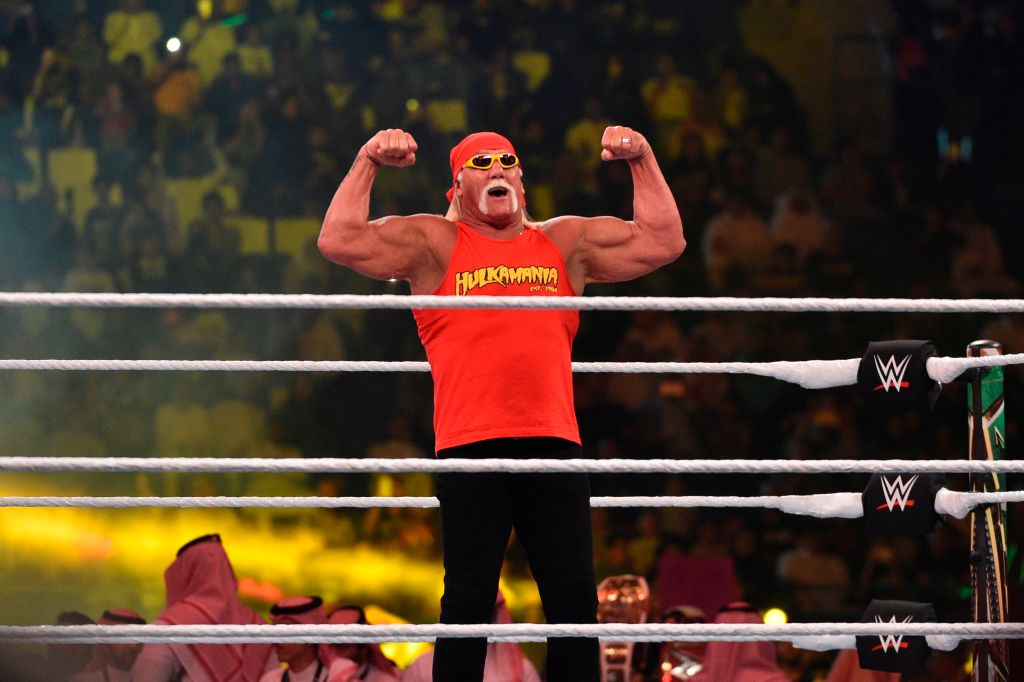 hulk hogan greatest wrestlers all time