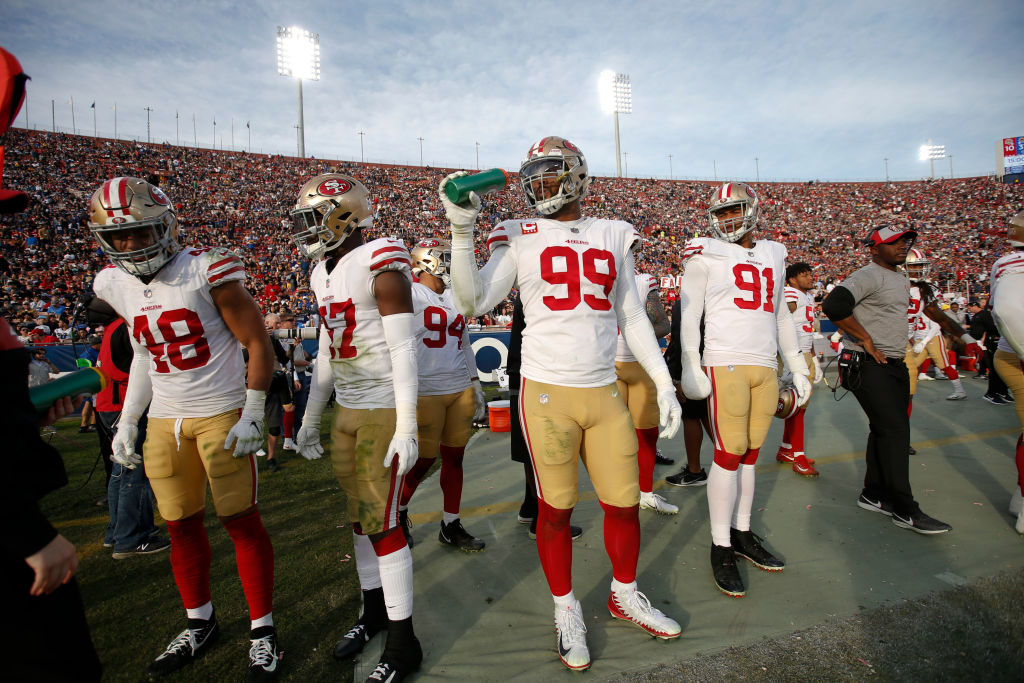 san francisco 49ers most valuable sports franchises