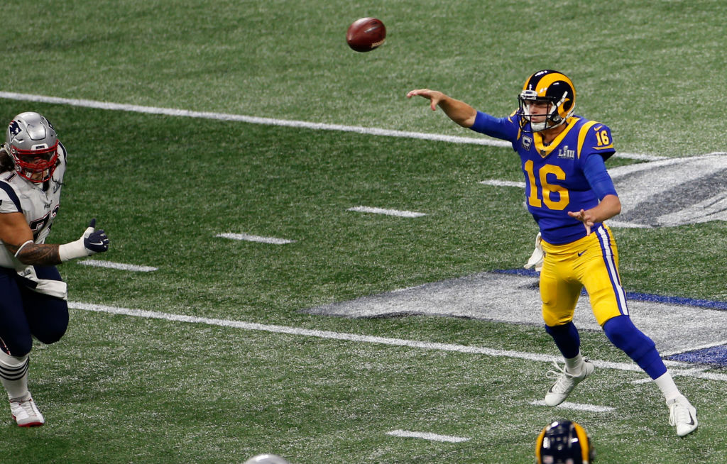 Los Angeles Rams most valuable sports franchises